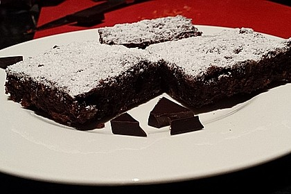 Chewy Brownies 35