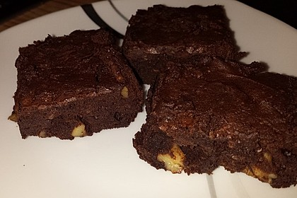 Chewy Brownies 20