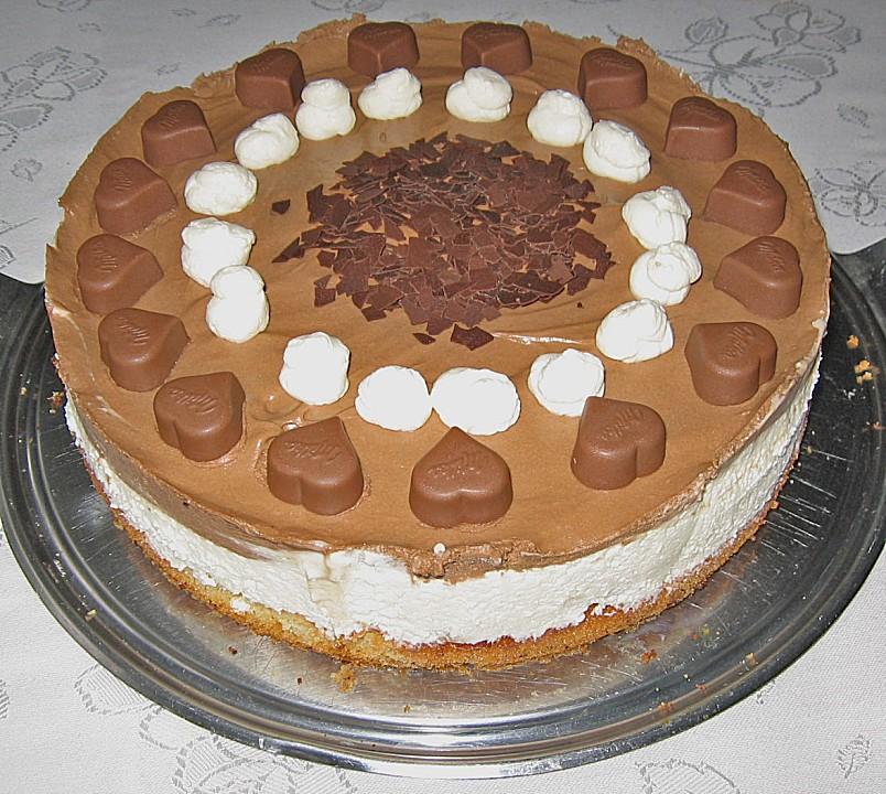 Milka Torte Mit Bananen Von Mgeerdts1 Chefkoch De