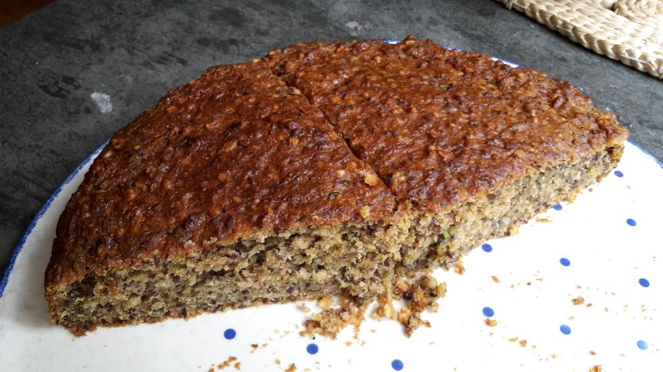 Zucchinikuchen Ohne Ei Von Hheinemann Chefkoch De