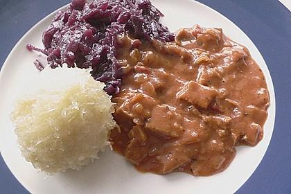 Kartoffelklöße 4