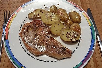 Kümmel - Kartoffeln