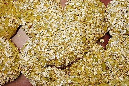 Erdäpfel - Kohlrabi - Laiberl mit Kräutersoße 3