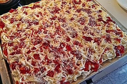 Spaghetti-Blechkuchen 2