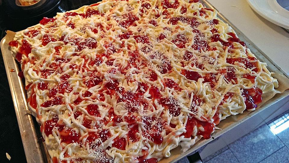 Spaghetti Blechkuchen Von Julimond1920 Chefkoch De