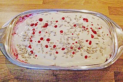 Kirsch - Quark - Lasagne 8