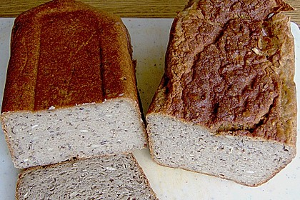 Brot / Muffins Fünfkorn