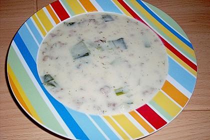 Käsesuppe 8