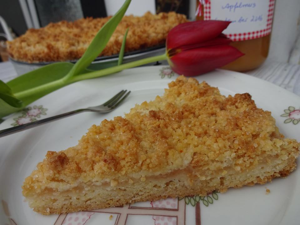 Apfelmuskuchen Von Anayana Chefkoch De