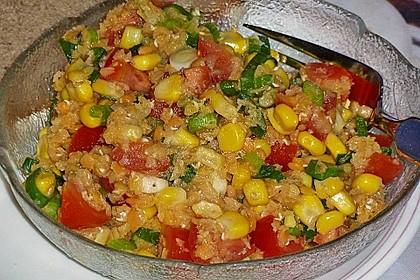 Roter Linsen - Salat 19