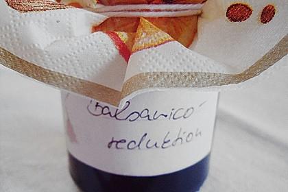 Balsamicoreduktion mit Orangensaft und Ingwer 3