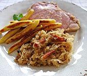 Kasseler mit Sauerkraut (Bild)