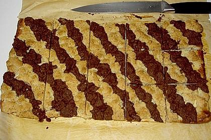 Zebra-Streuselkuchen 12