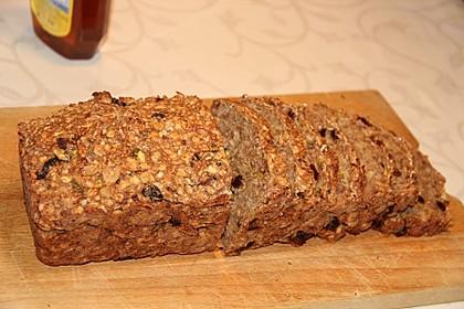 Apfel - Cornflakes - Brot 7