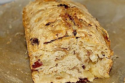 Apfel - Cornflakes - Brot 2