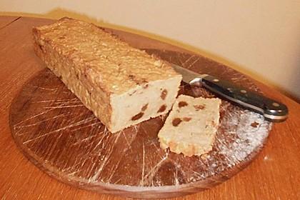 Apfel - Cornflakes - Brot 5