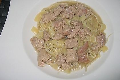 Eingemachtes Kalbfleisch 1