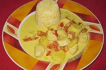 Bananen - Hühner - Curry 9