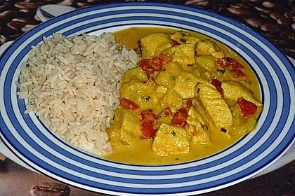 Bananen - Hühner - Curry 4