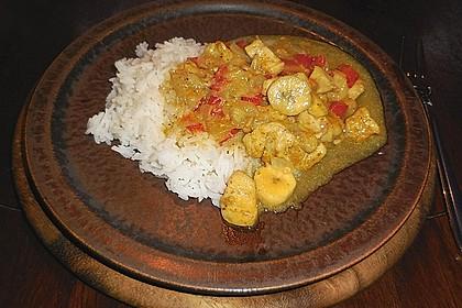 Bananen - Hühner - Curry 7
