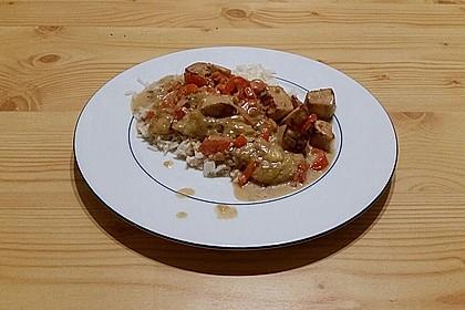 Bananen - Hühner - Curry 5