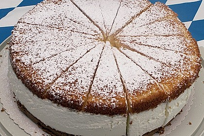 Ulis weltbeste cremigste Käsesahne - Torte 6