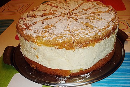 Ulis weltbeste cremigste Käsesahne - Torte 25