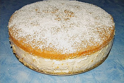 Ulis weltbeste cremigste Käsesahne - Torte 11