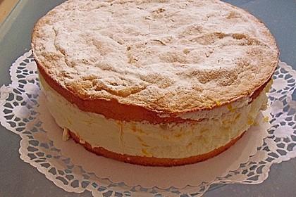 Ulis weltbeste cremigste Käsesahne - Torte 22
