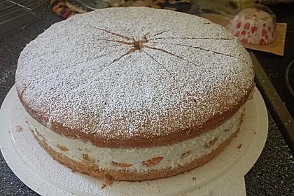 Ulis weltbeste cremigste Käsesahne - Torte 8