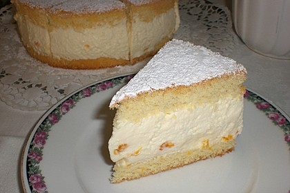Ulis weltbeste cremigste Käsesahne - Torte 3