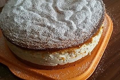 Ulis weltbeste cremigste Käsesahne - Torte 34