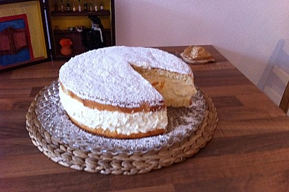 Ulis weltbeste cremigste Käsesahne - Torte 13