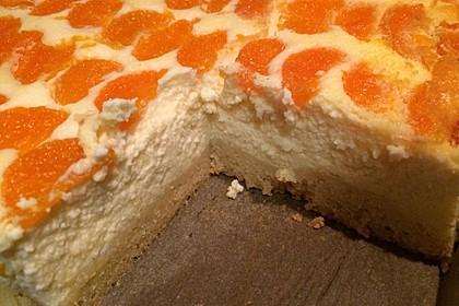 Käsekuchen mit Mandarinchen 63