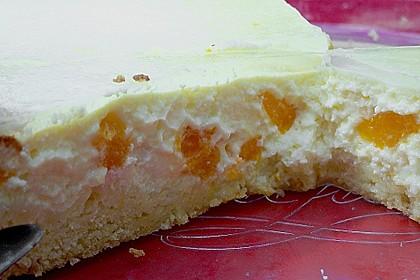Käsekuchen mit Mandarinchen 45