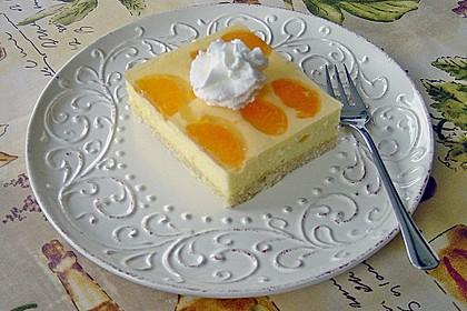 Käsekuchen mit Mandarinchen 5