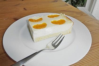 Käsekuchen mit Mandarinchen 4