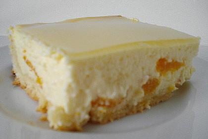 Käsekuchen mit Mandarinchen 74