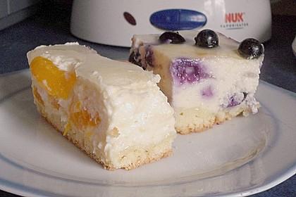 Käsekuchen mit Mandarinchen 51