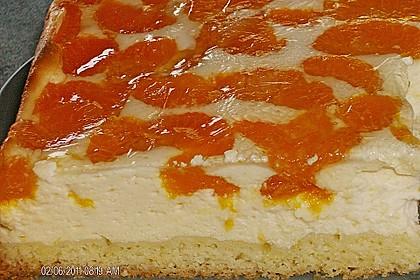 Käsekuchen mit Mandarinchen 32