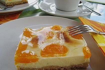 Käsekuchen mit Mandarinchen 9