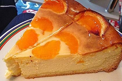 Käsekuchen mit Mandarinchen 8