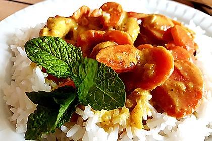 Chicken - Kokos - Curry (Bild)