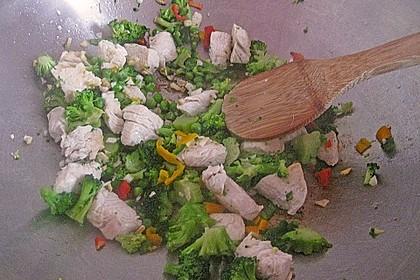 Chicken - Kokos - Curry 3