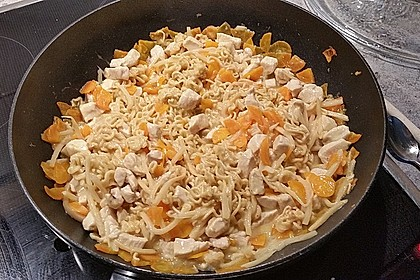 Chicken - Kokos - Curry 6