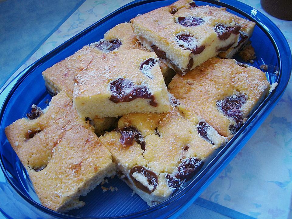 Blechkuchen Mal Ganz Schnell Von Rolisenate Chefkoch De