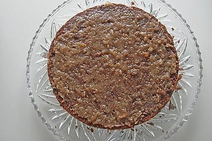 German Chocolate Cake 6