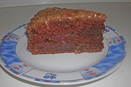 German Chocolate Cake 4