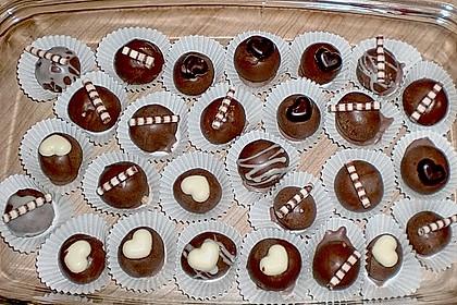 Schokoladen - Kokos - Pralinen 2