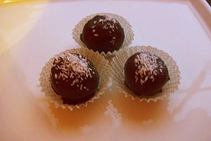Schokoladen - Kokos - Pralinen 5